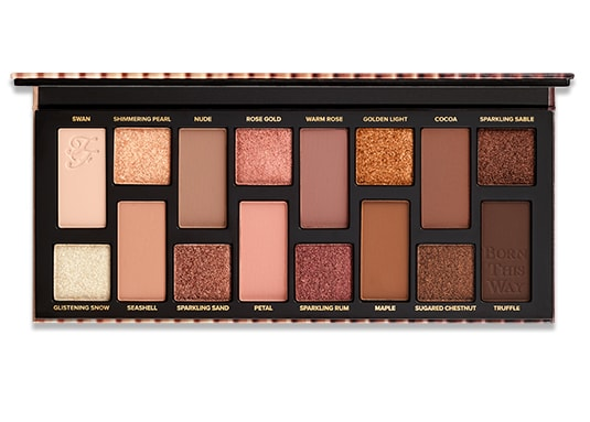 Born This Way The Natural Nudes -COMPLEXION INSPIRED EYE SHADOW PALETTE